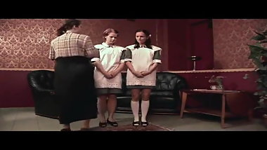 SR Clever Schoolgirls Hatch A Plan To Save Their Asses !