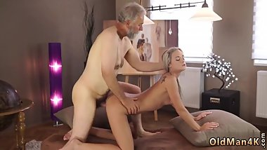 Old young skinny anal and daddy loves me hot sugar