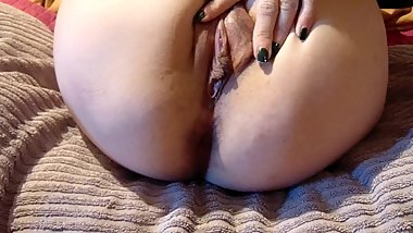 huge clit and dripping pussy