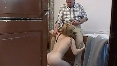Foxy hairy old young fack suck