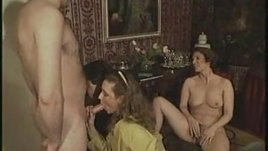 Vintage german family orgies hardcore fuck young older film