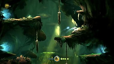 (P8) white teen beats dick Orgy in the blind forest