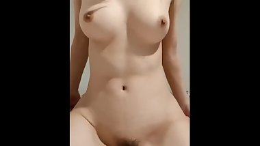 Asian big tits cowgirl amateur homemade