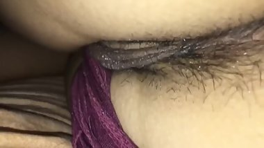 Sleeping naked sister pussy