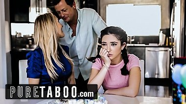 PURE TABOO Perv Parents Reveal That Teen Was Swapped & Initiate Threesome