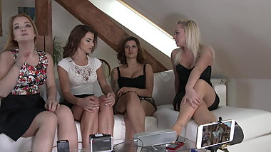 Young Mommies Fuckable MILF Association Club Meeting NEW