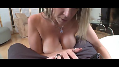American Whore Beg For Cum Inside