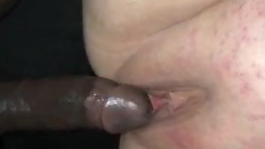 Another AFF big tit Milf being fucked by Young BBC