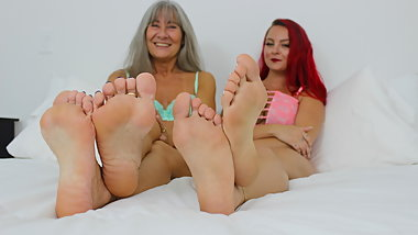 POV Foot JOI 20 TRAILER