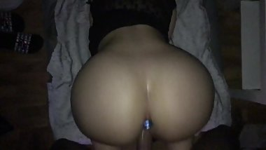 Arab with a big ass - french amateur