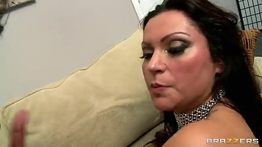 Milf Nikita denise assfucked and facialized