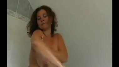 Hot Mom with young Guy