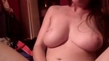 Young lady does clip for boyfriend