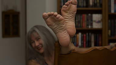 Bare Toes Foot Job TRAILER