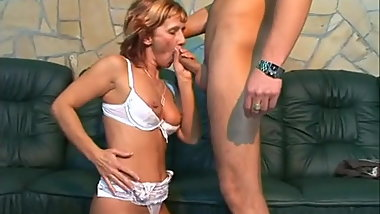 Cindy Compa Stepmom Mature Anal Fuck with Young Man
